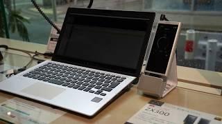 ウォークマン「NW-ZX300」のUSB DAC機能を試してみた。