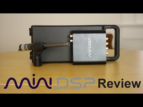 MiniDSP 2x4HD Review + Overview