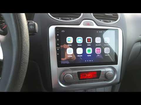 Магнитола на Android 8.1 для Ford Focus 2 спустя 1 месяц использования