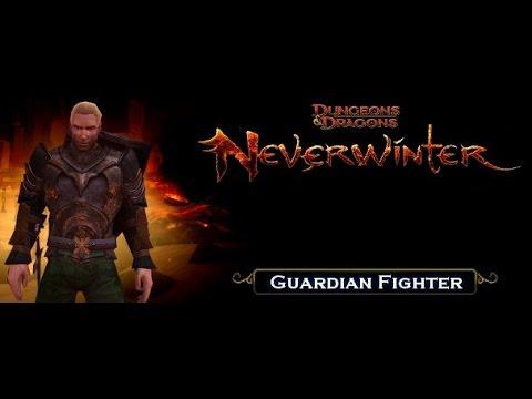 Neverwinter (Guardian Fighter - guide - walk threw)