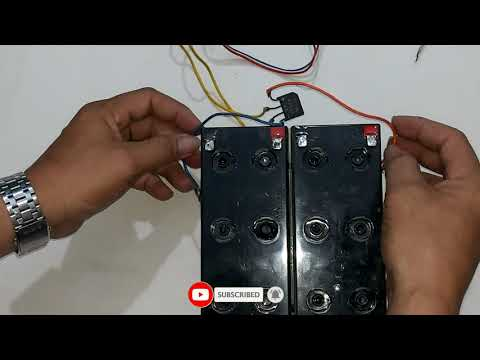 nguyên nhân và cách xử lý bình acqui sạc không vào điện, Why Battery is Not Charging?