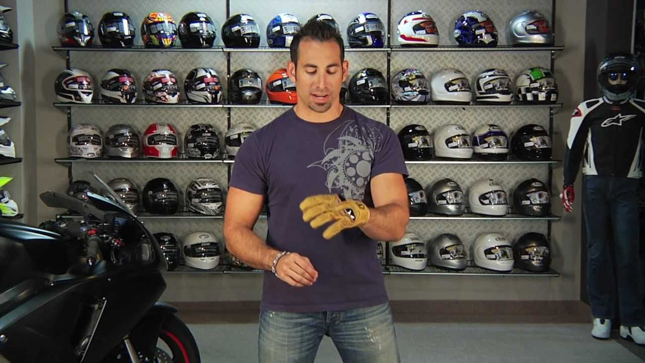 Icon justice leather motorcycle gloves - Icon Justice Leather Gloves Review At Revzilla Com