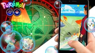 Pokemon GO ¡ATRAPA A TYRANITAR! RADAR Como VER A TODOS LOS POKEMONS EN EL MAPA! EL MEJOR POKERADAR