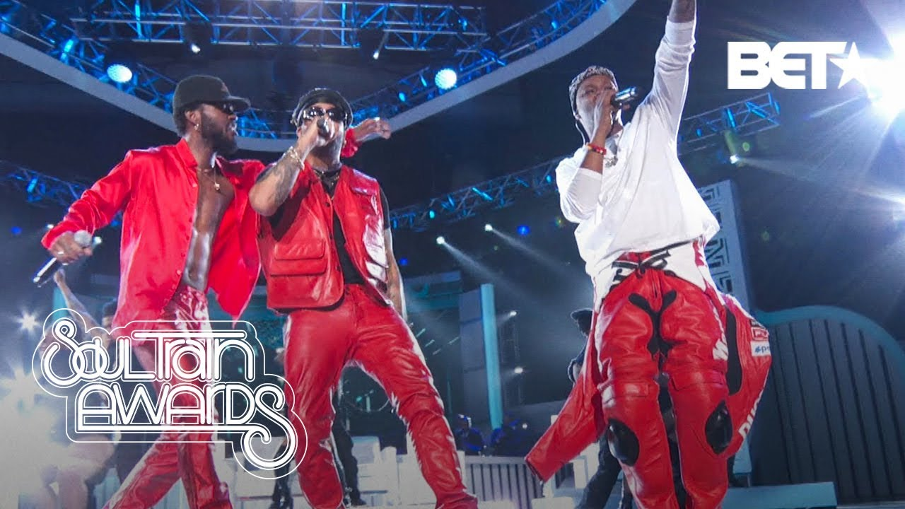 "Luke James, BJ The Chicago Kid & Ro James Perform ""All Your Love"" & ""Go Girl""