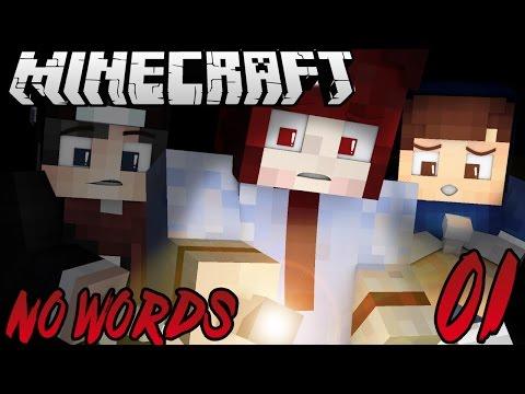 Minecraft : Map No Words ไม่มีคำพูด ft.VVFwaveKung.OxyGenZ