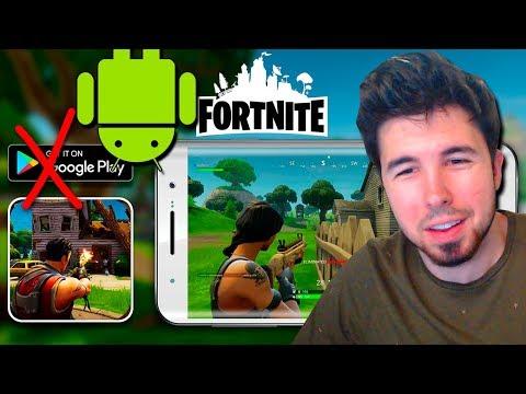 "📲 FORTNITE NO Saldrá en ""GOOGLE PLAY"" (Android) thumbnail"