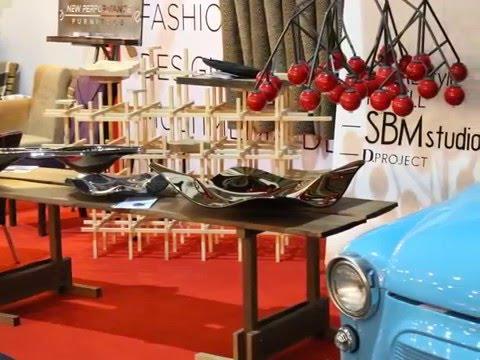 Interior Mebel Kiev: International Furniture and Interior Design 2016