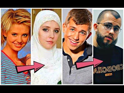 Российские звёзды ПРИНЯВШИЕ ИСЛАМ