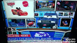 BREAKING NEWS: People cannot find new Disney Pixar Cars toys in stores