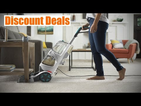 Hoover Smartwash Automatic Carpet Cleaner, FH52000 Review