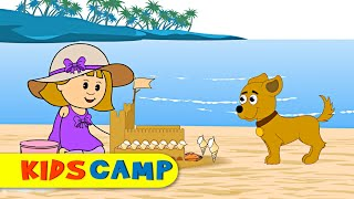 """Story - Children's story - """"Sometimes the Beach..."""" a story for kids about the beach (audio book)"""