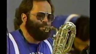 "Denis DiBlasio, Baritone Sax - ""Salt Peanuts"" - Maynard Ferguson, 1980s, Pepper Adams Jazz"