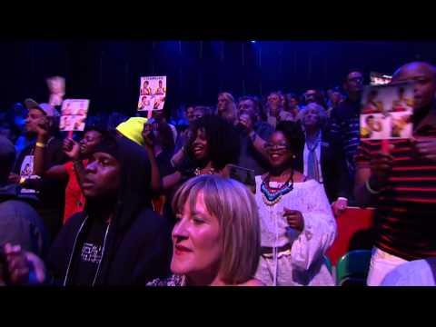 Cleo Higgins, Leah McFall, Will.i.am - 'Rapture' The Voice U.K Semi-Finals [HD]
