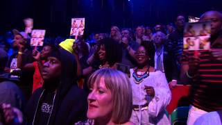 Cleo Higgins, Leah McFall, Will.i.am - 'Rapture' The Voice U.K Semi-Finals [HD]