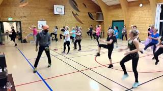 Zumba on Punjabi song