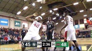 Guerschon Yabusele FULL Highlights vs Austin Spurs (32 pts, 8 reb, 4 blk)