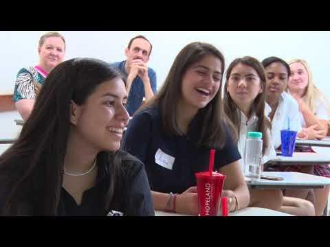 Ursuline Academy of Dallas in Brazil (2019)