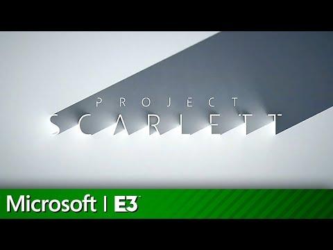 Xbox Project Scarlett Console Announcement  | Microsoft Xbox E3 2019