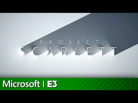 image for Watch: New Microsoft Xbox Project Scarlett Announcement