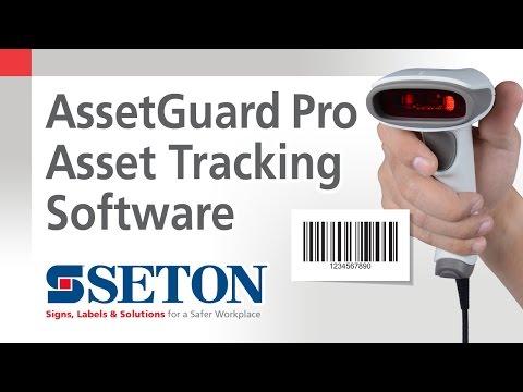 AssetGuard Pro - Asset Tracking Software (Full Length Version)