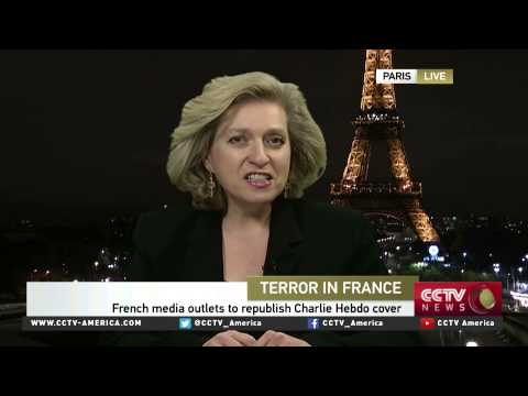 Anne-Elisabeth Moutet of The Telegraph discusses new Charlie Hebdo edition