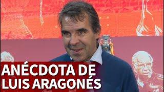 La anécdota inédita de Luis Aragonés que le confirma como un grande | Diario AS