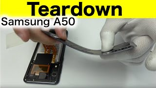 Samsung A50 Teardown- Disassembly- Repair Guide