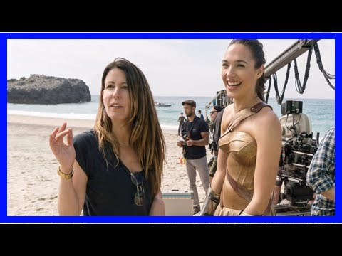 For patty jenkins, making wonder woman was literally a dream come true | CNN latest news