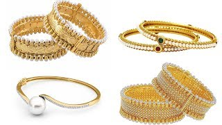 Latest Gold Bangles Designs | Gold Bangles Design Images | Latest Jewellery Designs