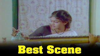 Pandi Nattu Thangam Movie : Karthik And Nirosha Radha Best Scene