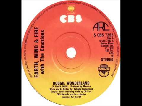 Earth Wind & Fire With The Emotions - Boogie Wonderland (Dj ''S'' Bootleg Remix)