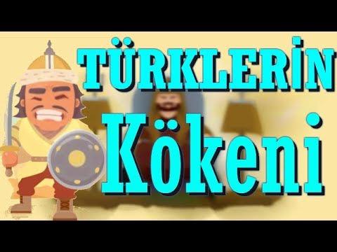 Türklerin Kökeni Ve Gizli Tarihi ( Özbek, Kazak, Kırgız Soyu Ve Kökeni )