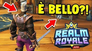 NUOVO BATTLE ROYALE, FORTNITE FREE!! — Realm Royale ITA
