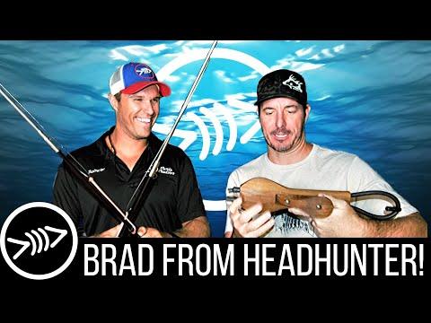 Brad & Headhunter Spearfishing - Florida Freedivers