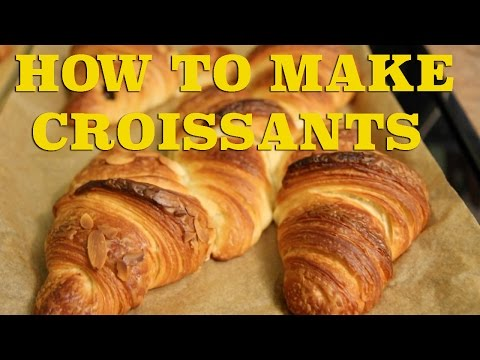 How To Make Croissants