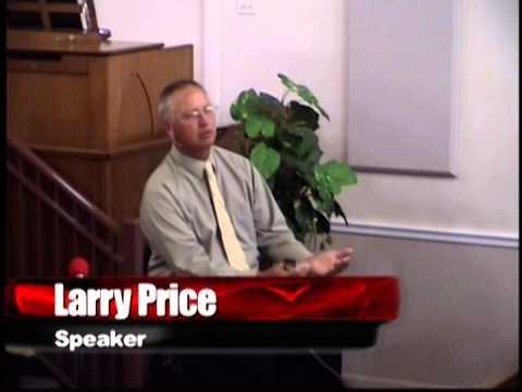 Larry Price Testimony 2014