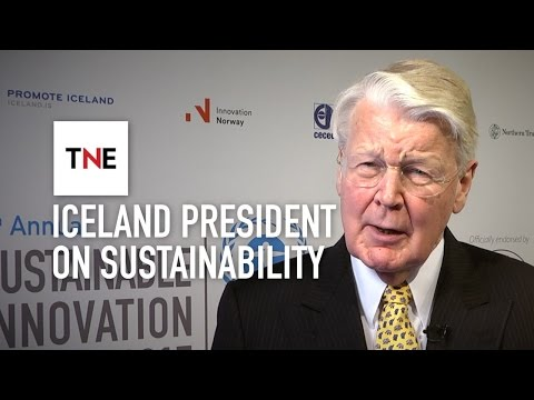 Sustainable Innovation Forum 2015: Iceland leads the way for renewables in Europe | The New Economy
