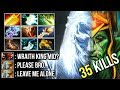 New Style Mid Wraith King 120k Damage Delete PL Ez Most Epic Gameplay Imba Build WTF Dota 2