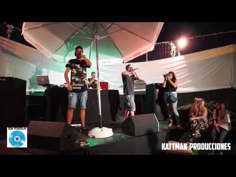 ECB MURDOCK & SURA con DJ ADRIASEKAS en concierto 3ER ANIVERSARIO EN VINILO