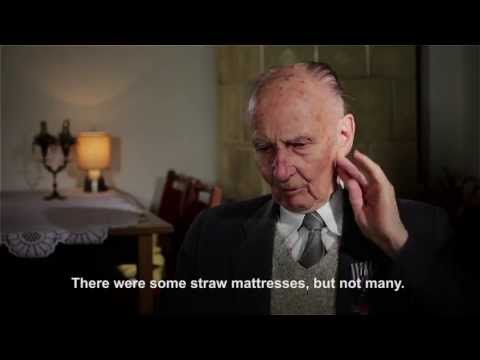 FRIENDS. PORTRAITS FROM MEMORY ( the first transport to Auschwitz) - documentary