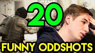 CS:GO - BEST ODDSHOTS #20