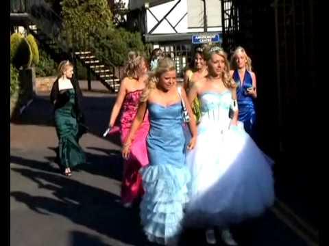 St John Fisher Wigan Prom 2008