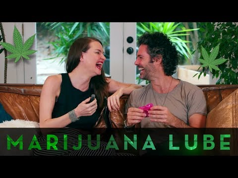 We tried cannabis lube & this happened...