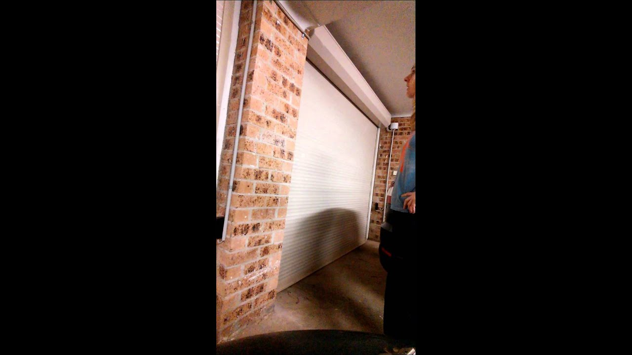 Garage Door Opens On Its Own Youtube