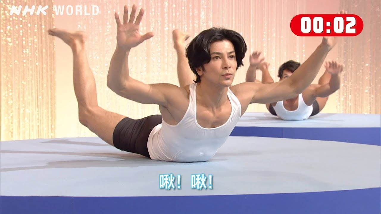 Photo of 《5分钟肌肉塑形操》【背部肌肉】 – video