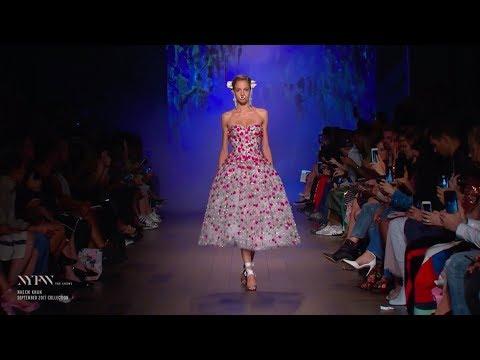 Naeem Khan | Spring/Summer 2018 | NYFW