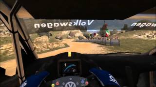 WRC 4 ITALY STAGE 2 (NO HUD)