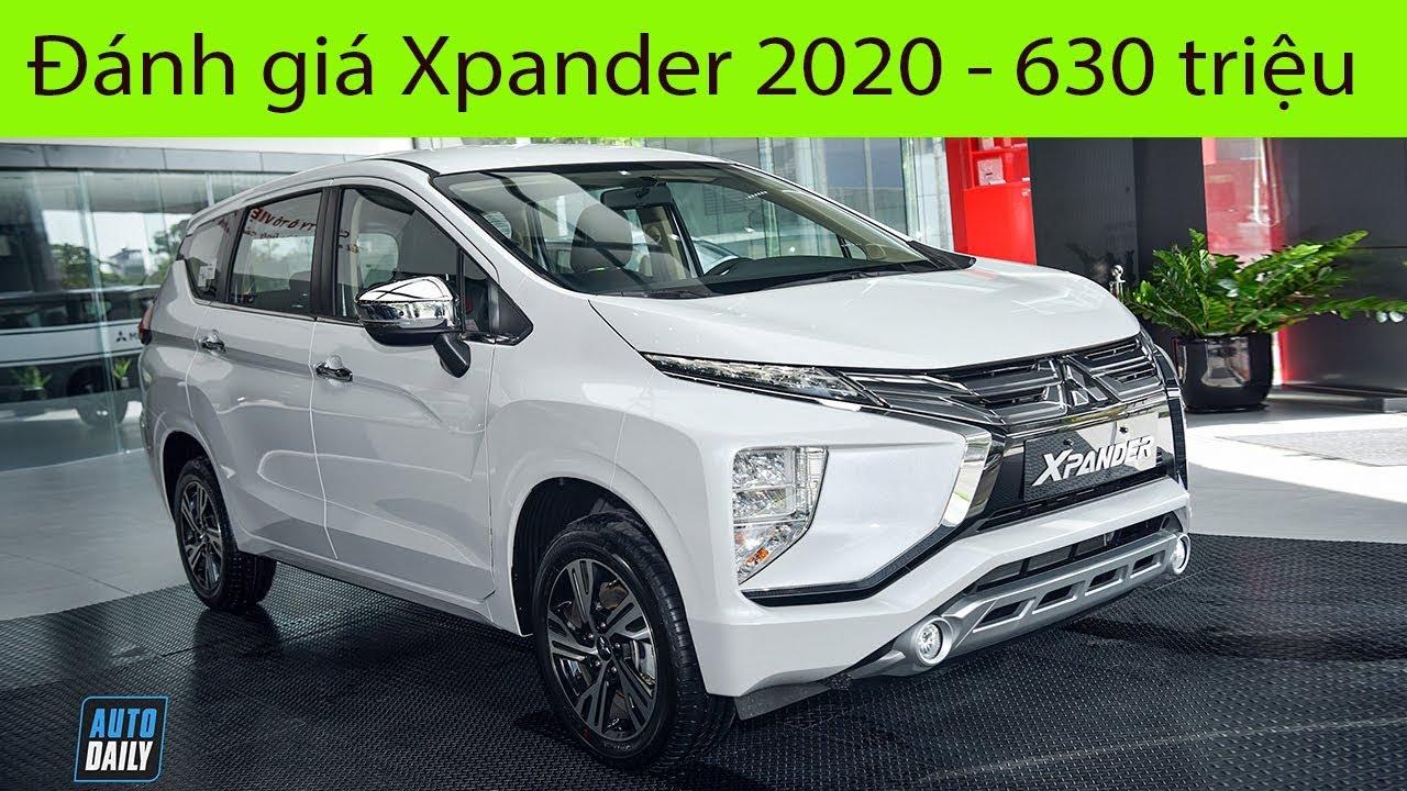 Chi tiết Mitsubishi Xpander 2020 nâng cấp Ghế da và đèn LED