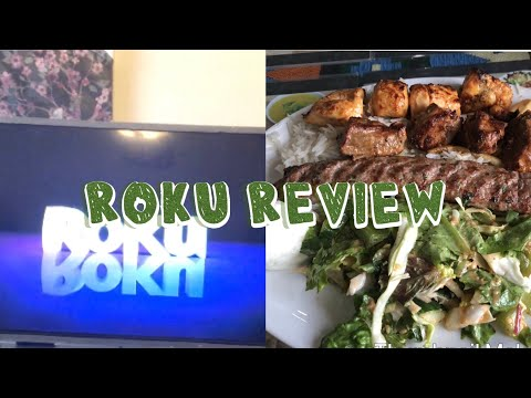 unboxing roku express review and food very delicious to go restaurant 📦📦📦📦📦📦📦📦