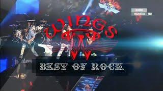 WINGS the best of rock fullconcert 2012 [HD]
